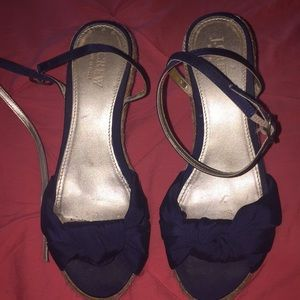 Jcrew espadrilles shoes .